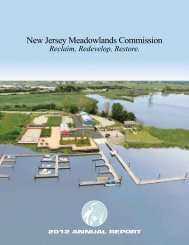 T - New Jersey Meadowlands Commission