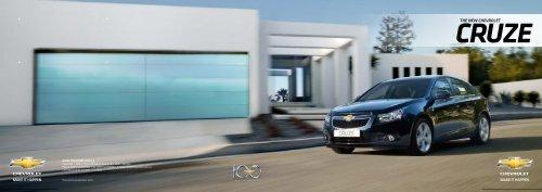 Cruze - Chevrolet