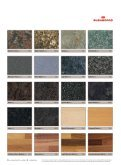 Worktops, splashbacks and upstands exclusively manufactured by - Page 6