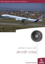 Getting to Grips with Aircraft Noise