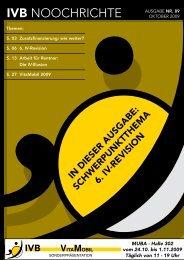 ganze Ausgabe im PDF-Format - IVB Behindertenselbsthilfe beider ...