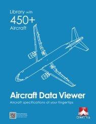 Aircraft Data Viewer Brochure - Simtra