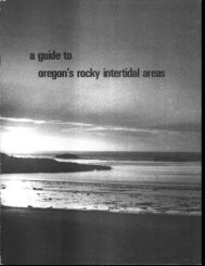 A guide to Oregon's rocky intertidal areas.pdf - ScholarsArchive at ...