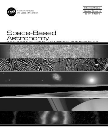 Space Based Astronomy Educator Guide pdf - ER - Nasa
