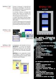 INFOflex® 103 - Elektronik Hengartner AG