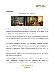 Get Intimate with The Incas! www.inkaterra.com
