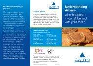 Understanding Arrears - Cairn Housing Association
