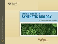 Synthetic Biology Project