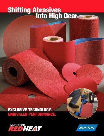 Red Heat Product Expansion - Brochure DIY66 - Norton Abrasives ...