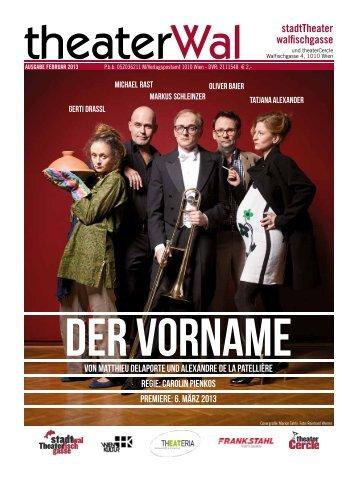online lesen oder downloaden. - Stadttheater Walfischgasse