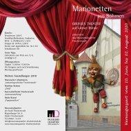 Marionetten - Tirschenreuth
