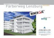 Färberweg Lenzburg***** - Jürg Müller Immobilien