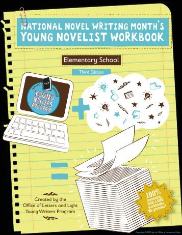 Elementary School - NaNoWriMo Young Writers Program - National ...