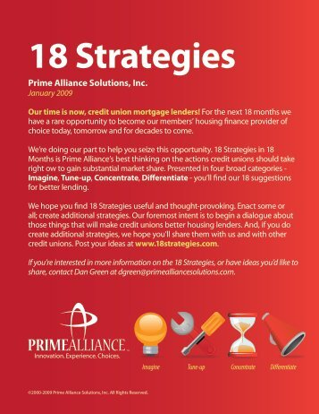 18 Strategies in 18 Months.pdf - Prime Alliance Solutions