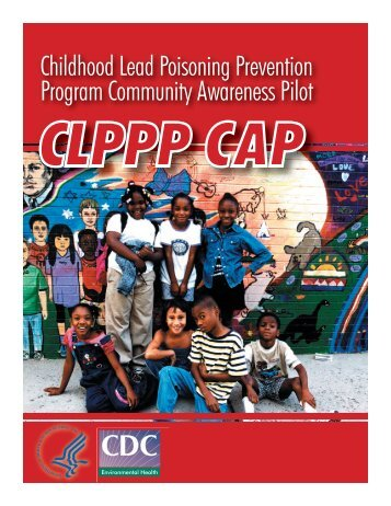 05-0477 Childhood Lead Booklet.indd - Centers for Disease Control ...