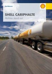 Shell Bitumen - Shell Cariphalte Brochure