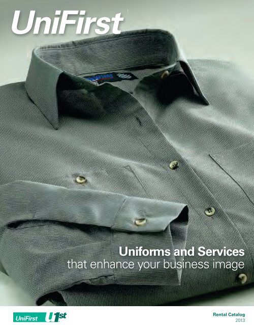 7f62783e Uniforms and Services that enhance your business image - UniFirst