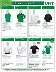 Branded Apparel - Printing and Distribution Services