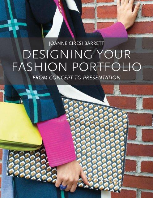 Designing Your Fashion Portfolio Fairchild Books