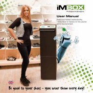 Be good to your shoes - you wear them every day! - Imbox