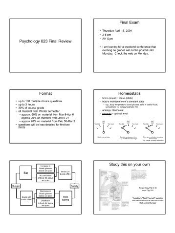 advanced psychology of learning final exam Psychology 215 – section 36260 introduction to sport psychology possible based on your completion of the final exam study guide learning logs – (found.