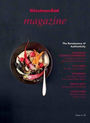 magazine - KitchenAid