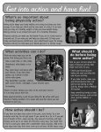 Be Active! Tips for Teens with Diabetes - National Diabetes ... - Page 2