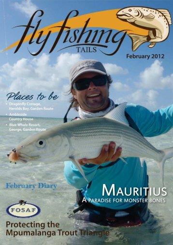 MAURITIUS - Flyfishingtails