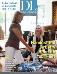 Handcrafted Artistry Beneath Your Feet - DecaturLiving
