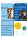 Teen Tips - What is Diabetes - National Diabetes Education ... - Page 3