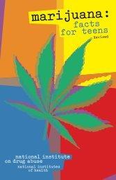 PDF (381 KB) - National Institute on Drug Abuse