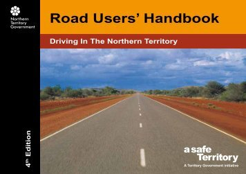 Road Users' Handbook - Department of Transport