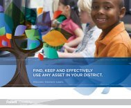 find, keep And effectiVeLy use Any Asset in your district. - Follett ...