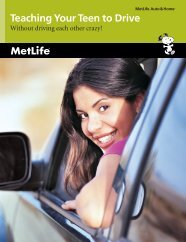 MetLife - Teaching Your Teen To Drive - Teendriving.com