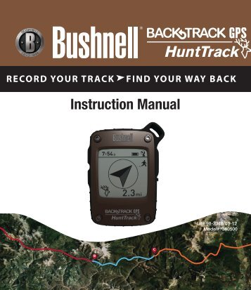 bushnell hybrid laser gps manual