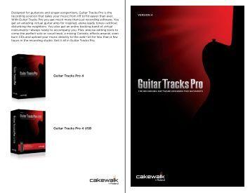 Guitar Tracks Pro 4 Guitar Tracks - Roland
