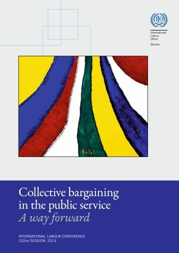 Collective bargaining in the public service A way forward