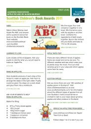 learning resources apple pie abc by alison murray - Scottish Book ...