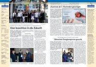 Eine Investition in die Zukunft - Stadtwerke Schwerin