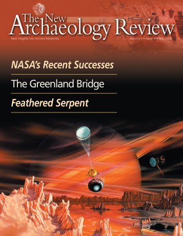 TNAR template - New Archaeology Review