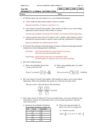 ib ms ii probability worksheet 3 name 1 in a large college class. Black Bedroom Furniture Sets. Home Design Ideas