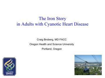 Iron Deficiency - University Health Network