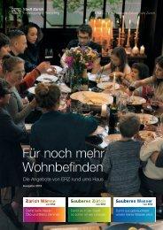 Für noch mehr Wohnbefinden (PDF, 24 Seiten, 2 - Stadt Zürich