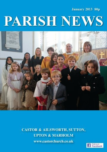 PARISH NEWS - Castor Church