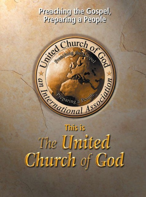 Free Booklets | United Church of God