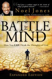 Battle for the Mind:How You Can Think the ... - Destiny Image
