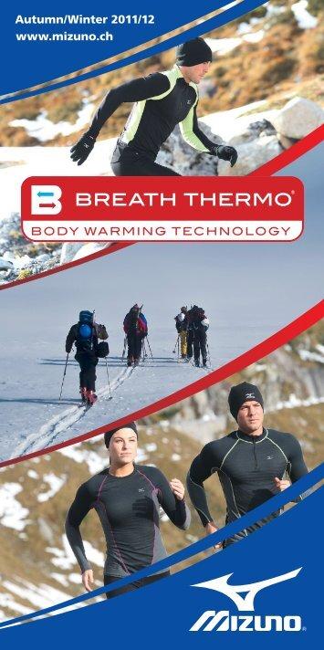 Breath Thermo - M-Zero AG