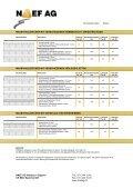 Massivholzdecken und -wände von NAEF AG isolieren gegen Kälte ... - Seite 2