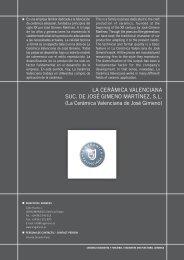 14 CERAMICA VCIANA - Asociados AVEC-Gremio