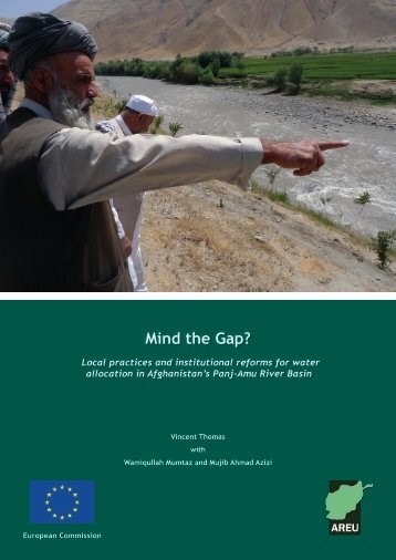 Mind the Gap? Local practices and institutional reforms for water ...